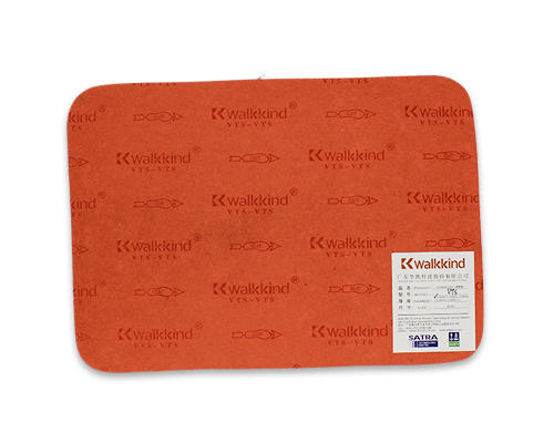 Orange Color Cellulose Shoe Insole Shank Board VTS