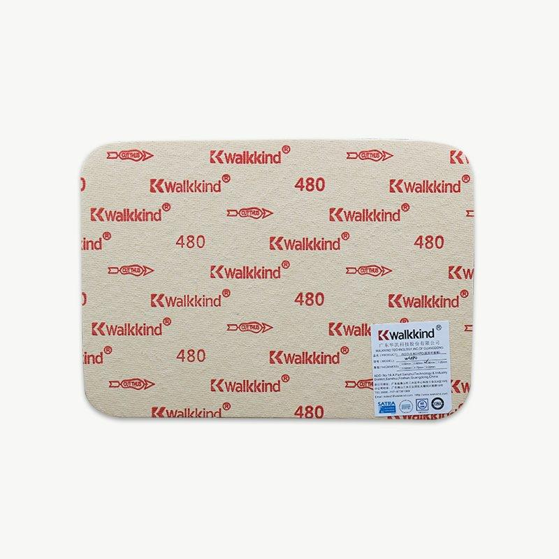 Light Yellow Shoe Insole Cellulose Board WK480