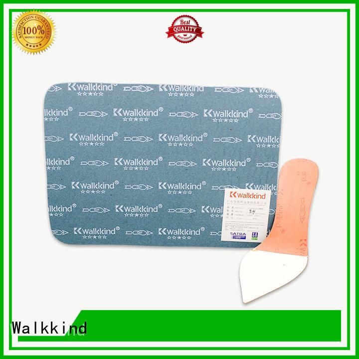 Blue High Heel Shoe Insole Shank Cellulose Board BB
