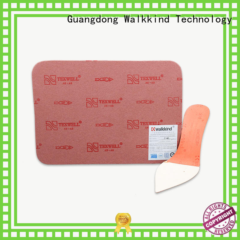 Red Footwear Shank Cellulose Board AE