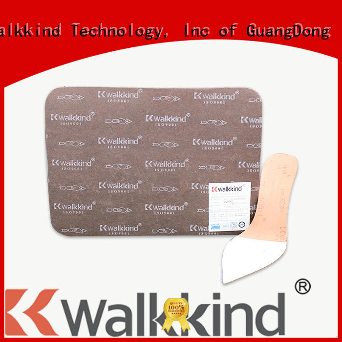 Walkkind brown shoe shank material for shoes