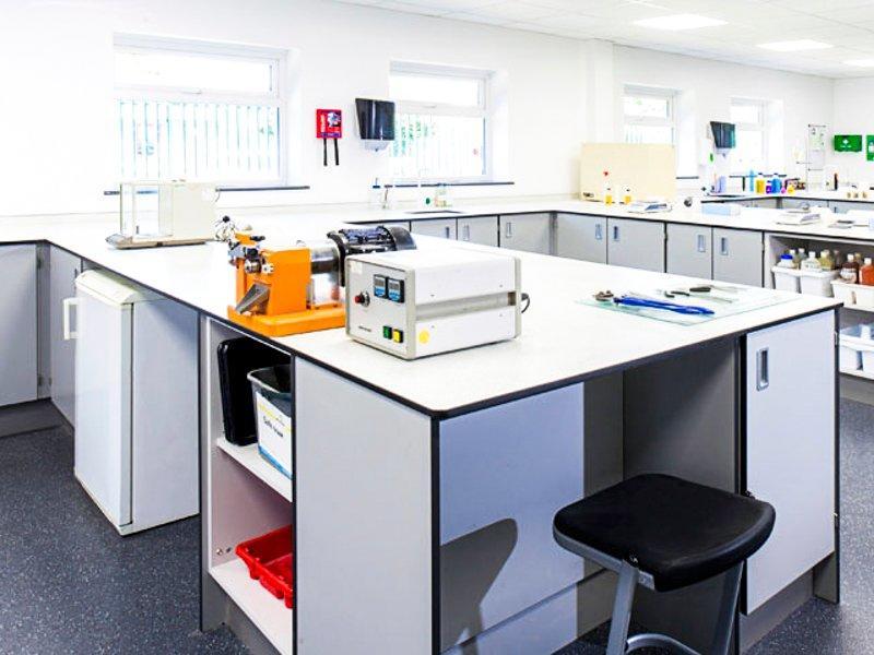 Walkkind Satra laboratory 2