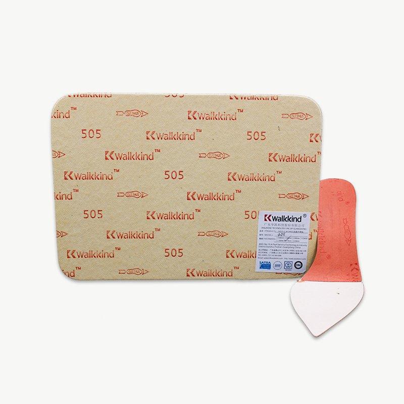 Tan Fiber Paper Shoe Insole Board WK505