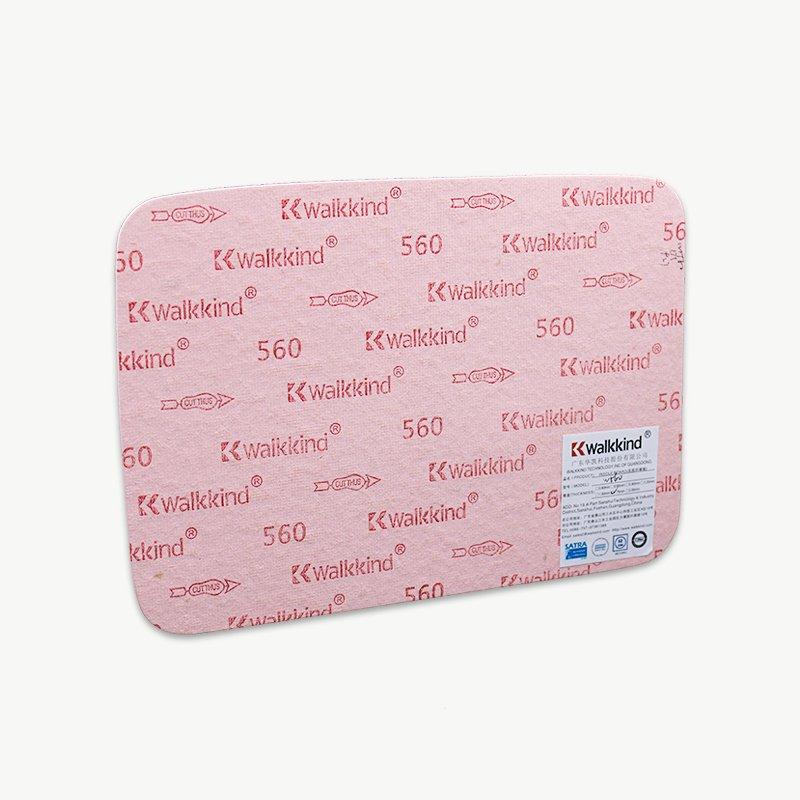 Light Pink Insole Cellulose Board WK560