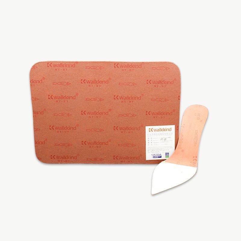 Purplish Red Cellulose Shoe Shank Board HT