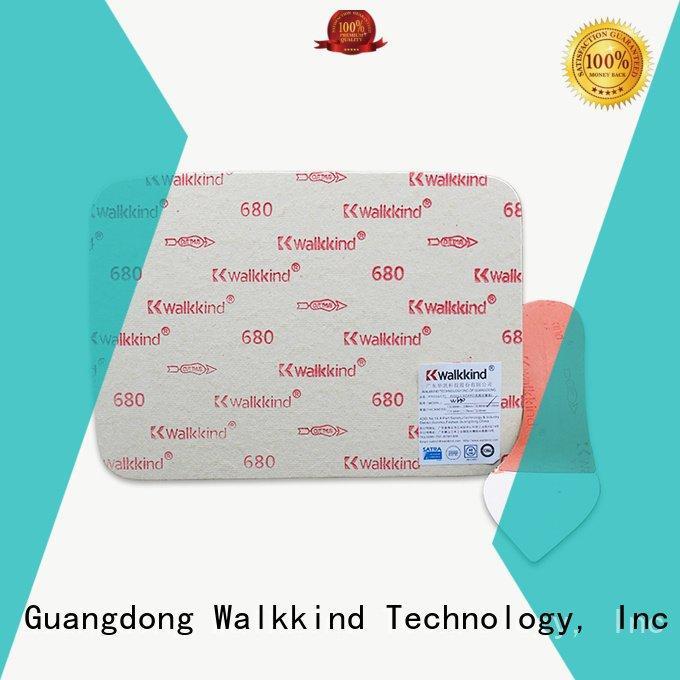 Custom shoe insoles insol fiberboard sheet Walkkind
