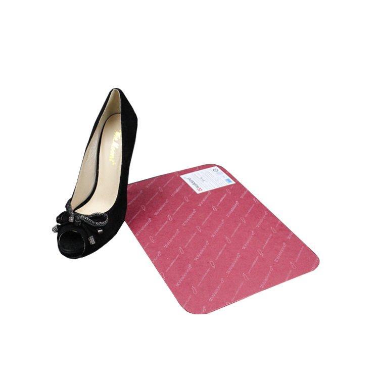 Paper Pulp Material Insole Shank Board Purplish Red Board