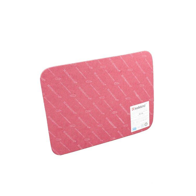 Paper Pulp Material Insole Shank Board Purplish Red Board