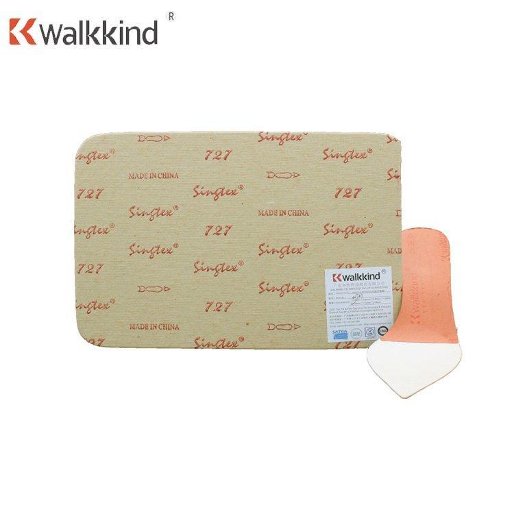 Yellow Singtex Latex Shoe Insole Fiberboard