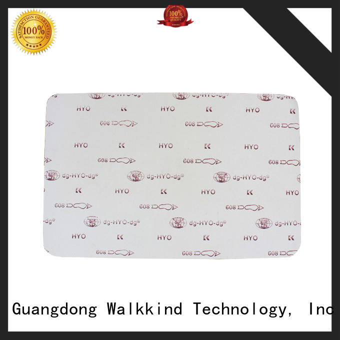 Walkkind cellulose linen paper supplier for suitcase