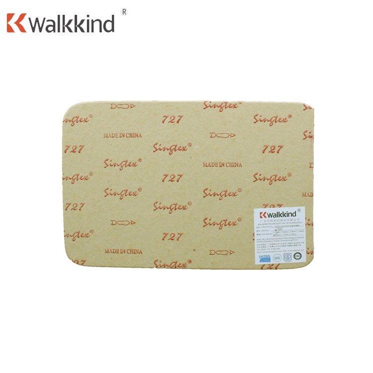 Yellow Singtex Latex Shoe Insole Fiberboard-2