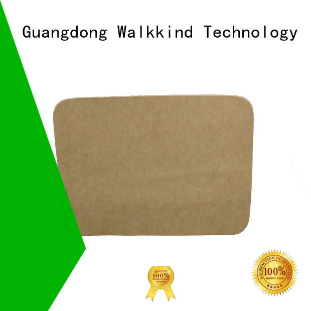 Walkkind soft leather labels for jeans manufacturer for bags